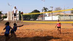 IFMS e Dom Aquino Corrêa são campeãs no vôlei de praia nos Jogos Escolares