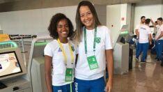 Atleta três-lagoense vence República Dominicana na estreia dos Jogos em Buenos Aires