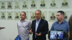 PSL de Mato Grosso do Sul confirma apoio a Reinaldo Azambuja