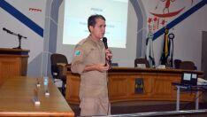 Corpo de Bombeiros promove palestra de prevenção ao suicídio