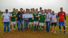 Campeonato Rural encerra com vitória da equipe Batalha
