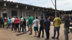 Eleições começam com filas em Três Lagoas