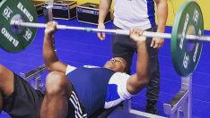 Paratleta de MS fatura medalha de ouro em Competição Nacional