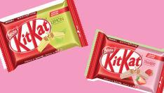 KitKat lança dois novos sabores de chocolate por tempo limitado