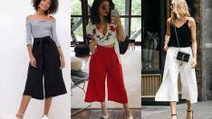 Moda: monte seu look com pantacourt