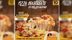 Protetoras Três Lagoas realizam Pizza Beneficente em prol dos animais