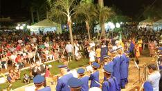 Shows animaram a Festa das Nações em Aparecida do Taboado
