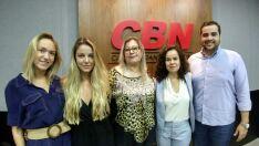 Suítes e tinta Velutex são destaques do Viva Casa CBN