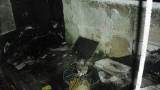 Incêndio destrói alojamento do semiaberto em Paranaíba