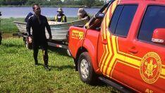 Homem desaparece após entrar em lago de Dourados, MS