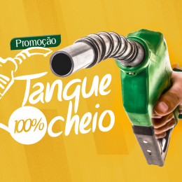 """Promoção """"Tanque Cheio"""""""