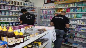 Procon, Decon e Conselho Regional fiscalizam farmácias