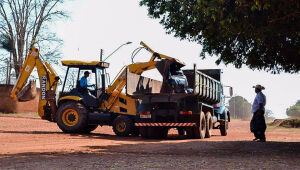 Selvíria faz arrastão Cidade Limpa, Dengue Zero