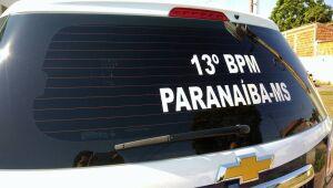 Homem é detido com cigarro de maconha em Paranaíba