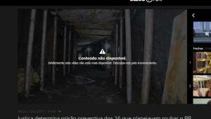 Polícia de SP nega acusação e Globo deleta vídeo com foto de paranaibense