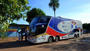 Cassilândia recebe o 'Ônibus da Saúde' no próximo sábado