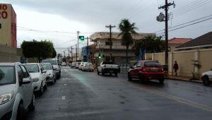 Quarta-feira será de chuva e tempo nublado em Paranaíba
