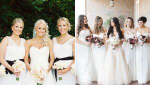 Casamento all white: Todo o charme de uma decoração branca