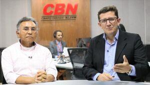 Odilon de Oliveira é o entrevistado do CBN Campo Grande. Confira