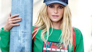 Britney Spears é o novo rosto da Kenzo