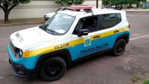 Moradores do bairro Jardim Carioca perseguem e agridem homem nu