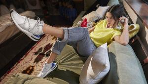 adidas Originals lança tênis com toques de Alta-Costura