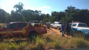 Bombeiros encerram buscas por adolescente desaparecido em mata