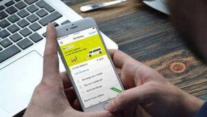 Empresa usa aplicativo para serviços de táxi em Três Lagoas