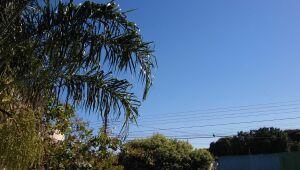 Sexta-feira terá sol e fim de semana queda na temperatura