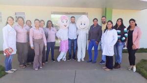 Água Clara realiza dia D contra paralisia infantil