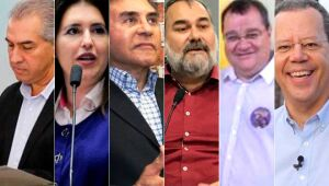 Mato Grosso do Sul terá seis candidatos ao governo do Estado