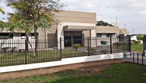 Fórum de Brasilândia é entregue ao município nesta quinta-feira