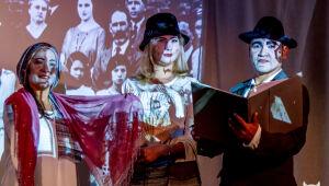 Santa Casa de Campo Grande recebe apresentação de teatro em homenagem ao seu centenário