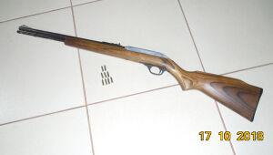 Caçador é preso com rifle e munições