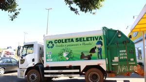 Coleta Seletiva recolheu mais de 26 mil quilos de recicláveis