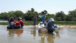 PMA realiza fiscalização em rios que cortam Três Lagoas