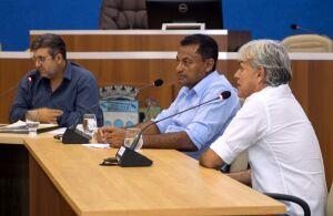 Representantes de concessionária prestam depoimento à CPI