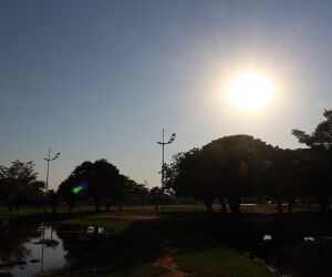 Segunda de sol