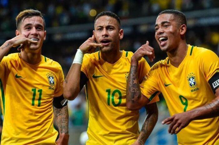 Brasil e Alemanha, mais dois favoritos definem o futuro na Copa do Mundo na Rússia
