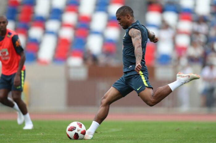 Brasil faz hoje em Kazan o último treino antes  de encarar a Bélgica por uma vaga na semifinal