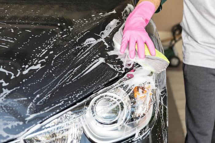 Manter o carro limpo é sinônimo de cuidado com o patrimônio e valorização