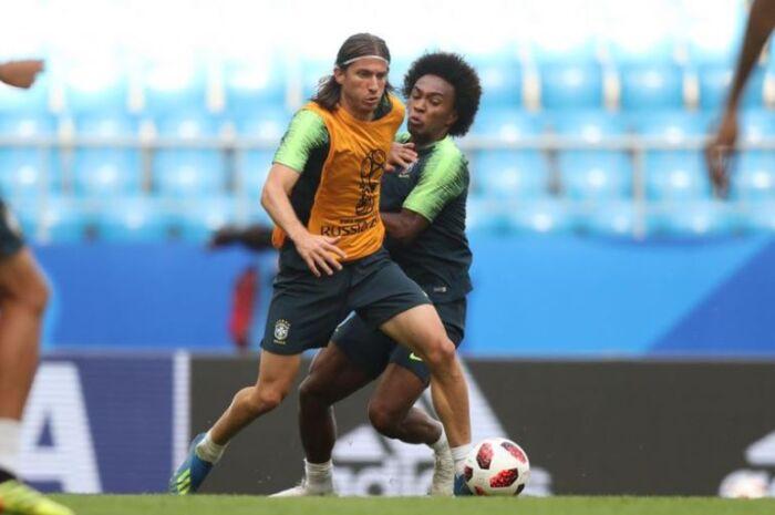 Brasil e México prometem jogo ofensivo hoje em Samara