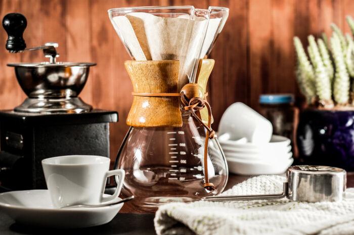 Diferentes maneiras de começar o seu dia com café