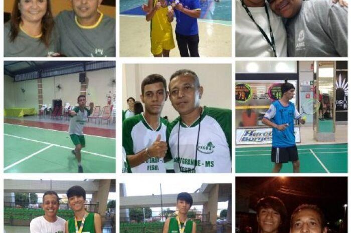Paratletas de Três Lagoas disputam etapa estadual das Paralímpiadas Escolares