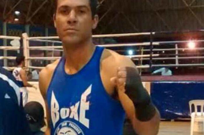 Três-lagoense é campeão em circuito estadual de boxe