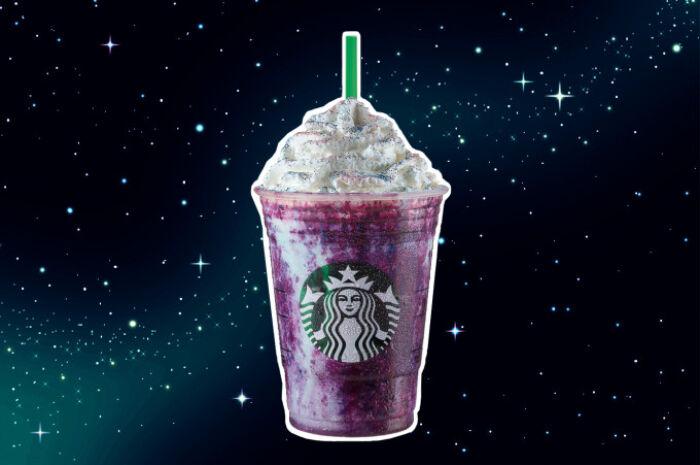 Starbucks lança Galaxy Frappuccino no Brasil em edição limitada