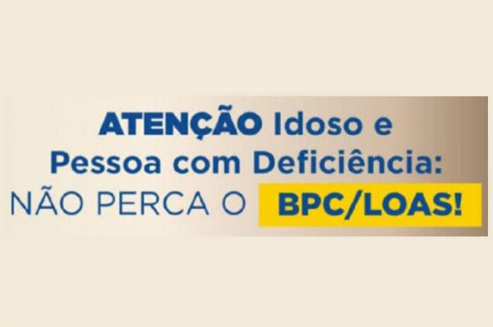 Água Clara convoca beneficiários do BPC