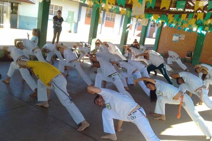 Grupo Guerreiros da Senzala promove 11º Open de Capoeira