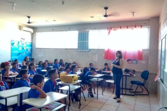 Começa hoje a 1ª etapa de cadastro para a pré-matrícula de alunos novos