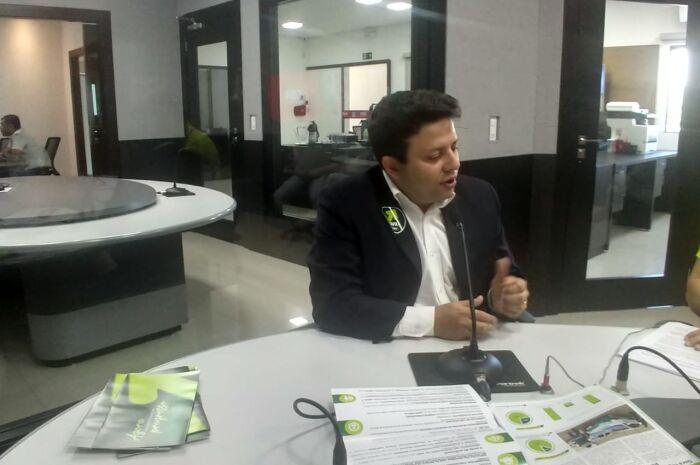 Candidato à presidência do CRMV/MS, Mário Xavier, diz que continuará programa da gestão atual